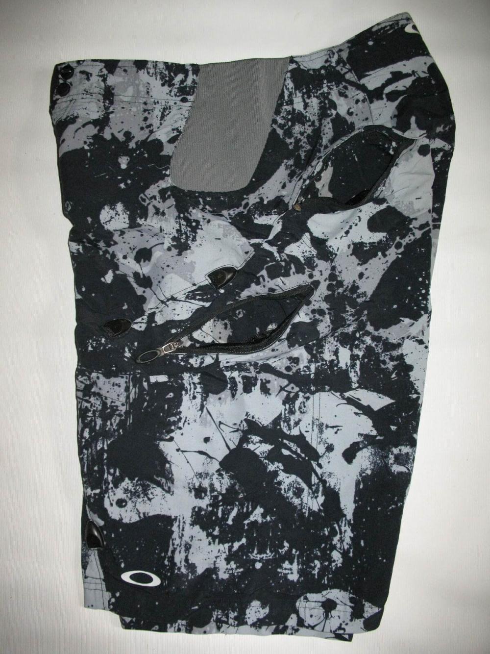 Шорты OAKLEY  bike shorts (размер M) - 3