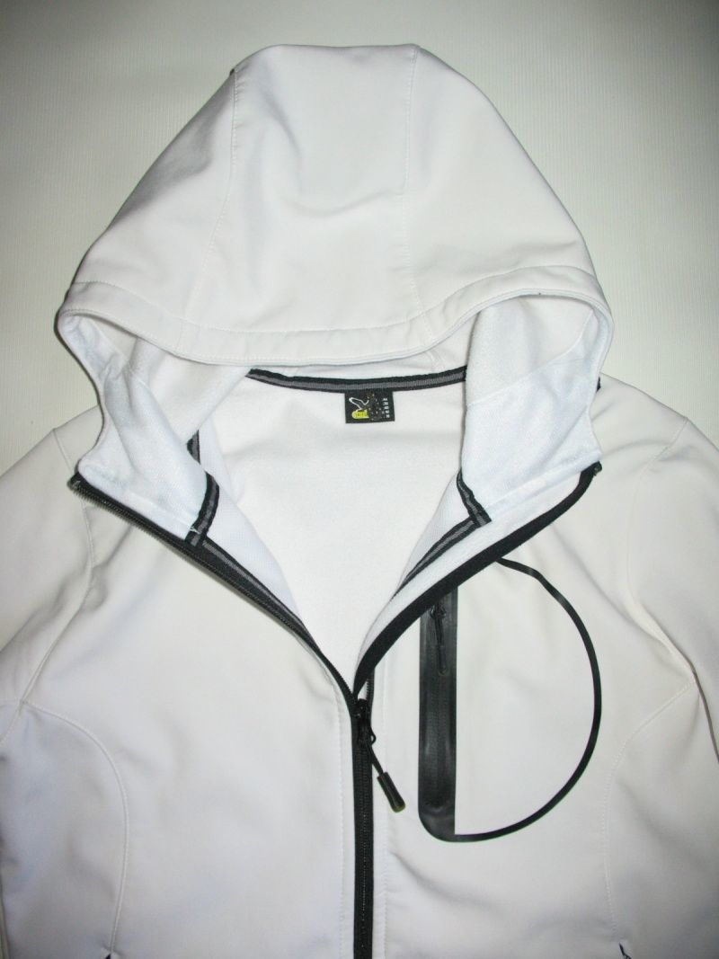 Кофта SALEWA city hoodies lady (размер M) - 4