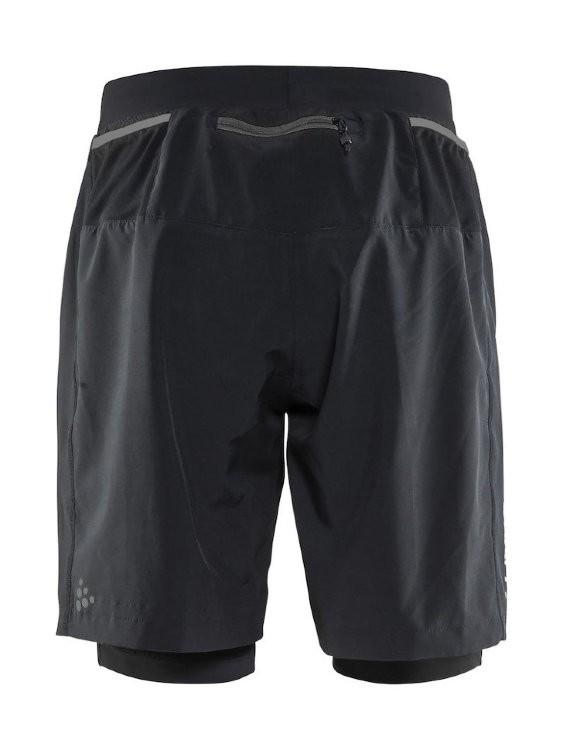 Шорты CRAFT grit 2in1 shorts (размер XL) - 1