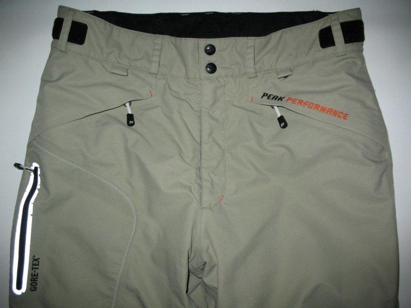 Штаны PEAK PERFOMANCE GTX pant  (размер L) - 3
