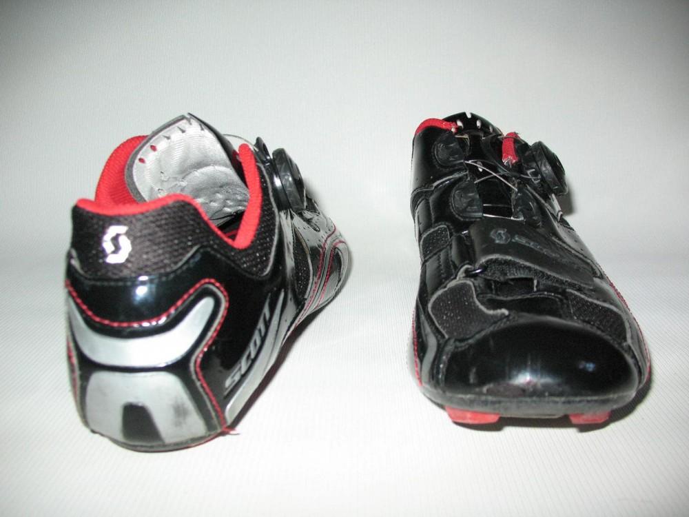 Велотуфли SCOTT road team BOA bike shoes (размер EU43(на стопу +-275 mm)) - 6