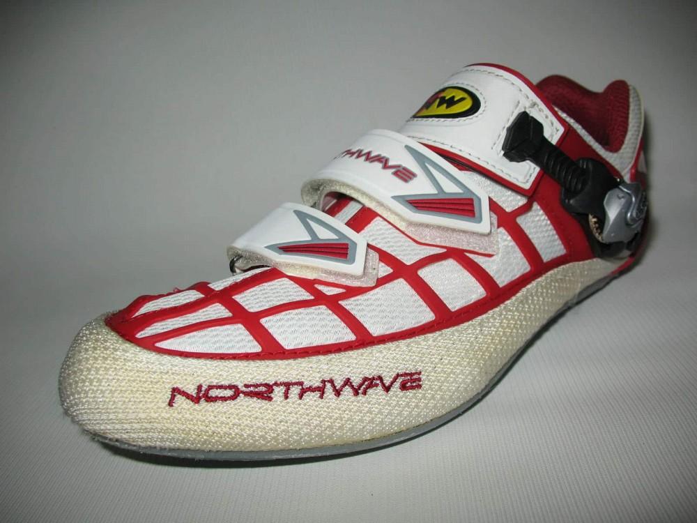 Велотуфли NORTHWAVE revenge road shoes (размер EU41(на стопу до 260 mm)) - 1