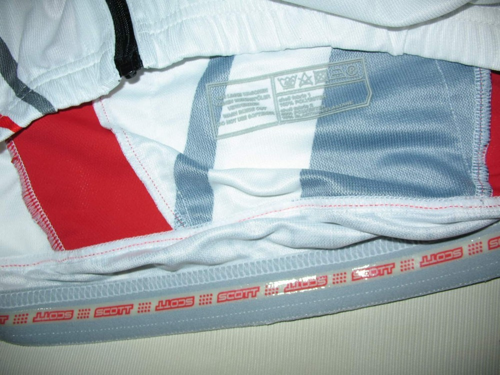 Веломайка SCOTT rc cycling jersey (размер XL) - 3