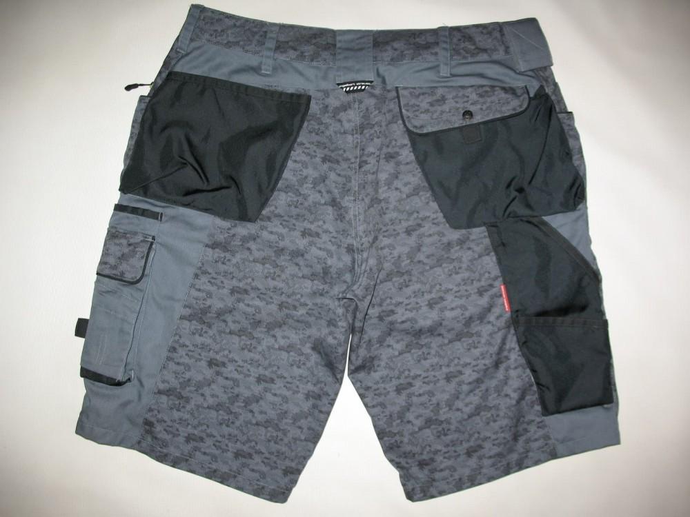 Шорты ENGELBERT STRAUSS e.s. pixel shorts (размер 58/XXL) - 6