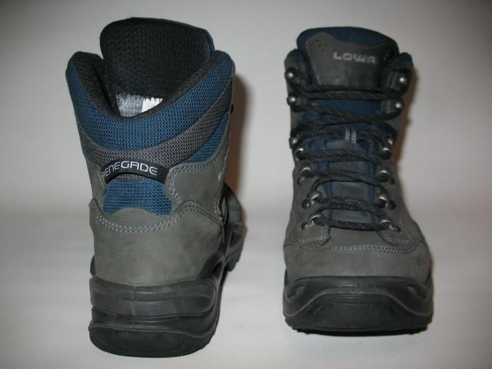 Ботинки LOWA renegade GTX shoes lady (размер UK6.5/US8.5/EU40(на стопу до 257 mm)) - 5