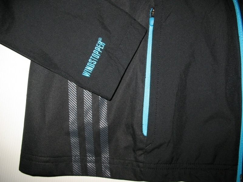 Кофта ADIDAS Supernova Windstopper lady (размер S ) - 7