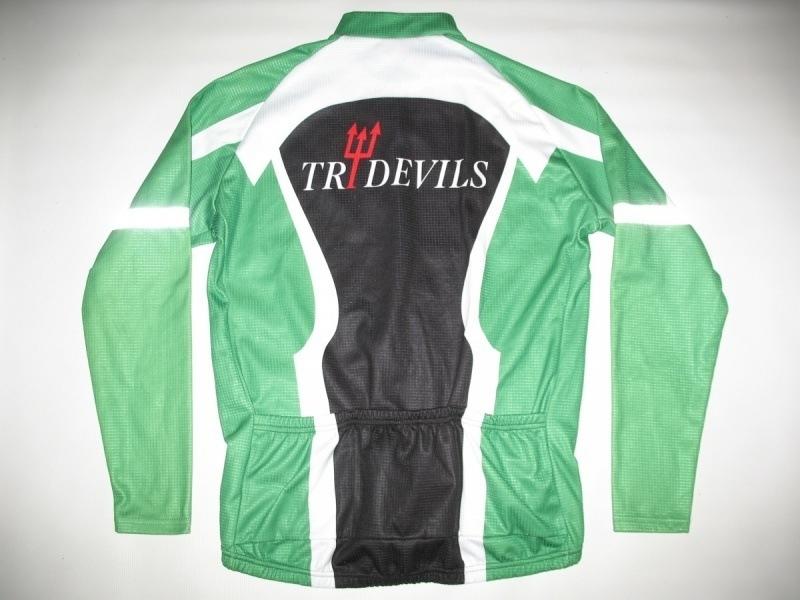 Велокуртка  BIEMME tridevils (размер 6-XXL) - 1