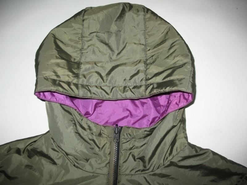 Куртка  ORAGE    Livingston Reversible Hoodie  jacket  (размер L/XL) - 2