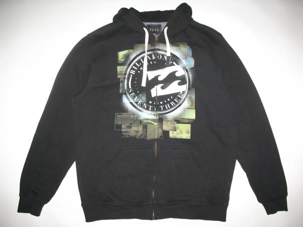 Кофта BILLABONG plasma hoodie (размер L) - 2