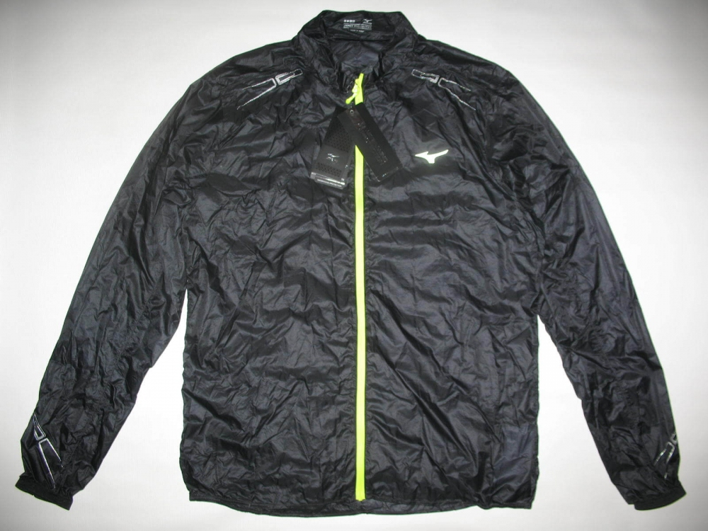 Куртка MIZUNO lightweight 7d jacket(размер L) - 2