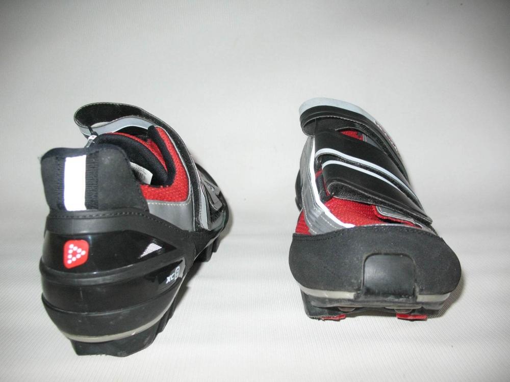 Велотуфли ROCKRIDER xc8 mtb shoes (размер UK9,5/US10/EU44(на стопу 280mm)) - 2
