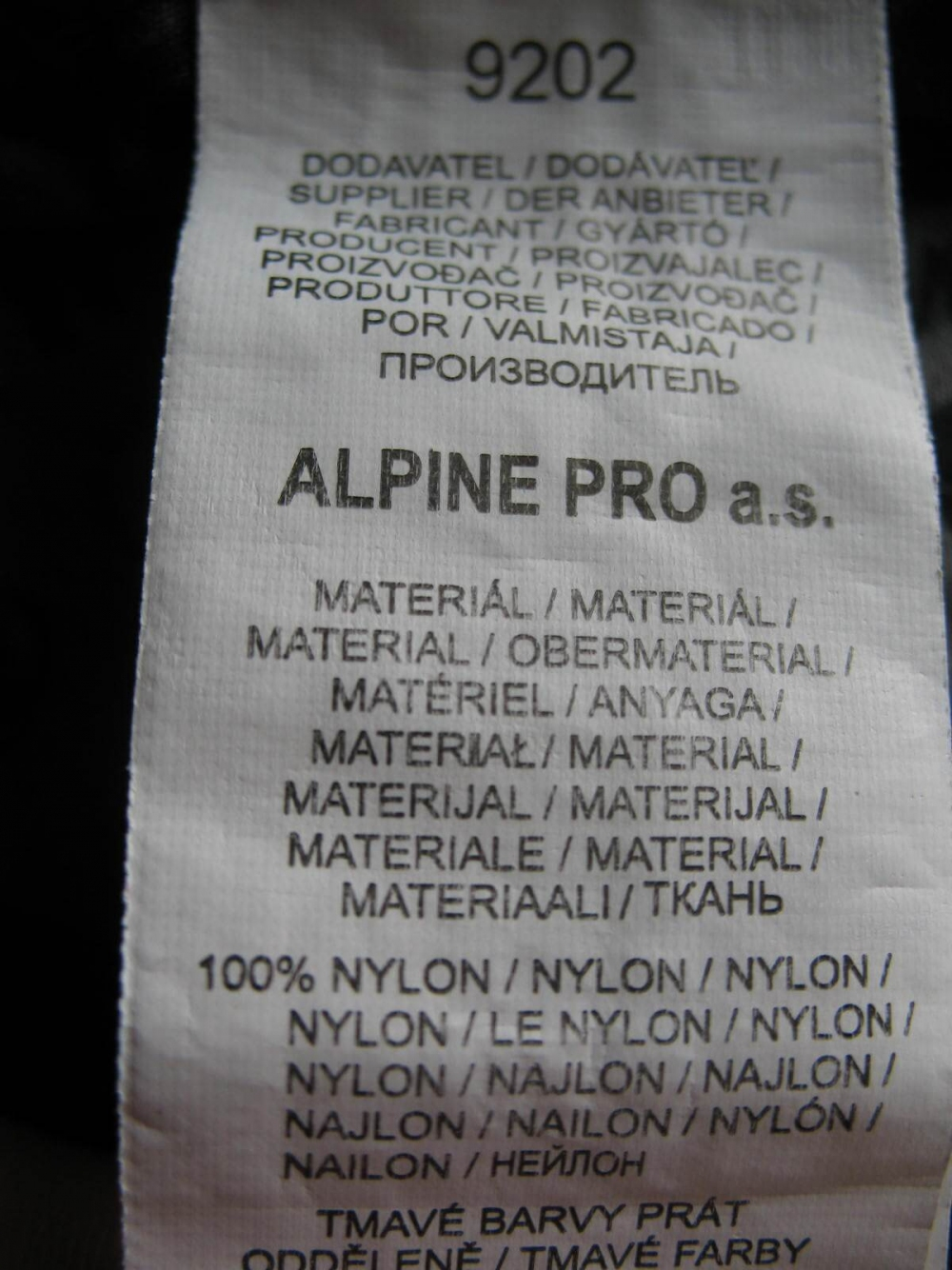 Шорты ALPINE PRO 2in1 shorts lady (размер 36/S) - 6