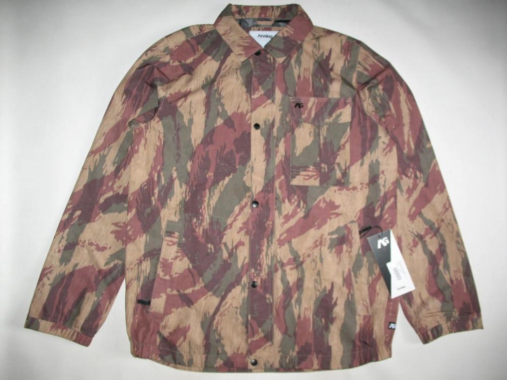 Куртка ANALOG foxhole jacket (размер L) - 2