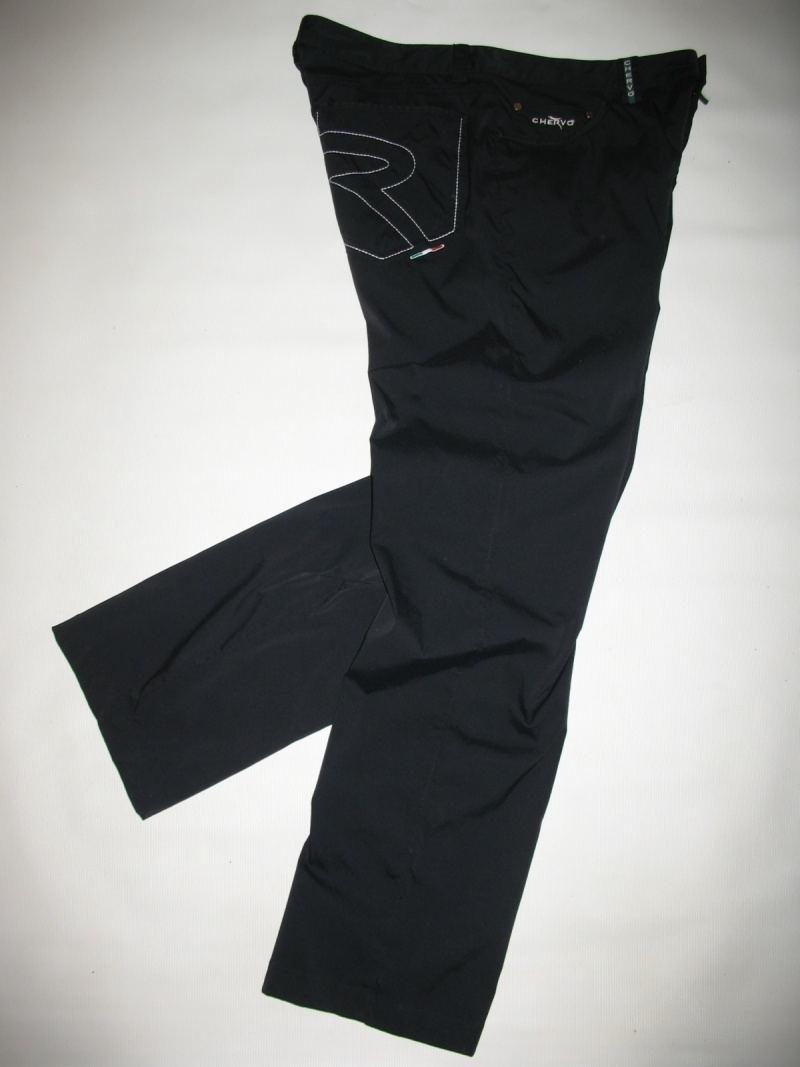Штаны  CHERVO dry matic golf pants (размер 34/50/L) - 9