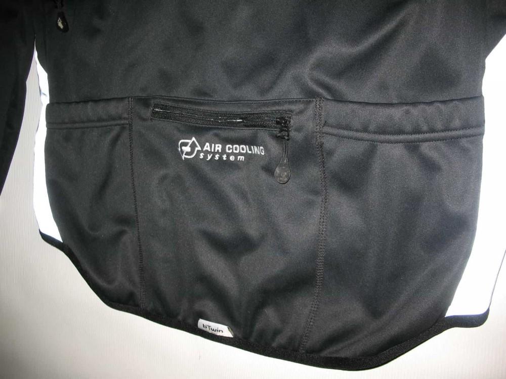 Велокуртка BTWIN aero sl cycling jacket (размер М) - 8