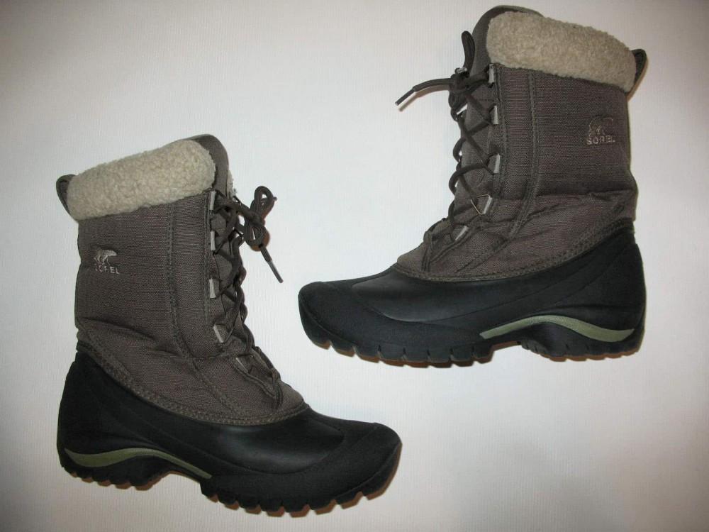Ботинки SOREL cumberland boot lady (размер UK5.5/US7/EU38,5(на стопу до 240 mm)) - 7