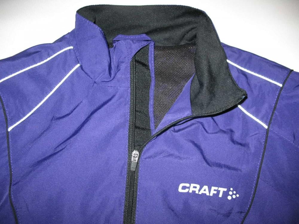 Куртка CRAFT run jacket lady (размер M) - 2