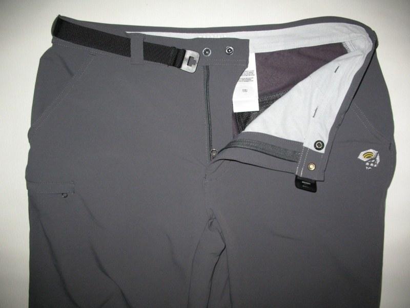 Штаны MOUNTAIN HARDWEAR Navigation softshell pants (размер M) - 4
