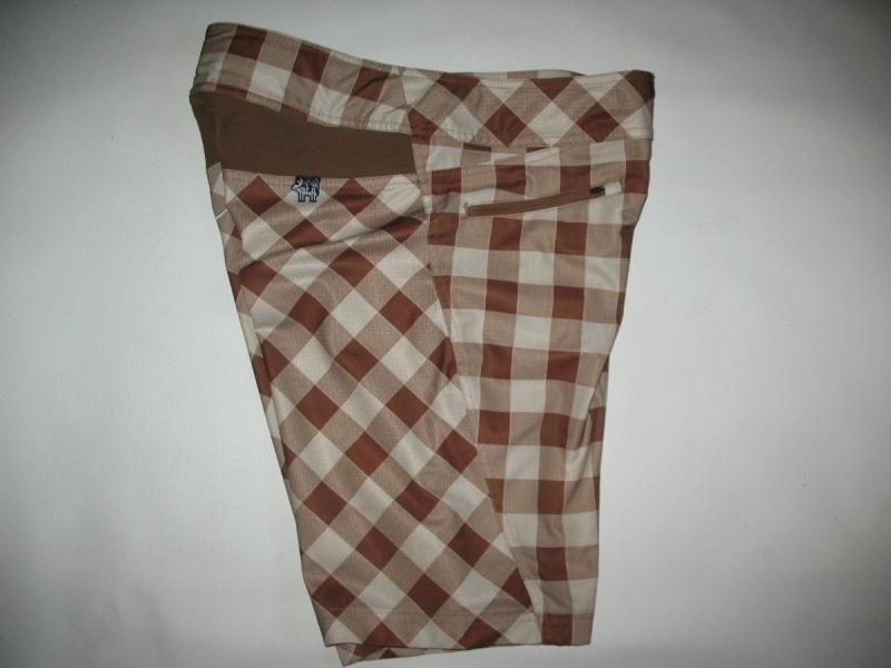 Шорты MALOJA bike shorts lady  (размер L) - 6