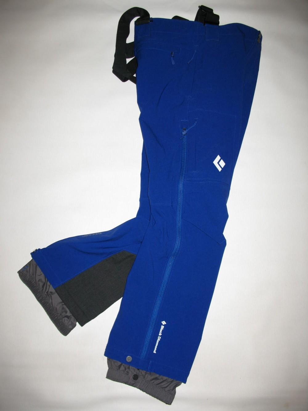 Штаны BLACK DIAMOND dawn patrol touring pants lady (размер S) - 2