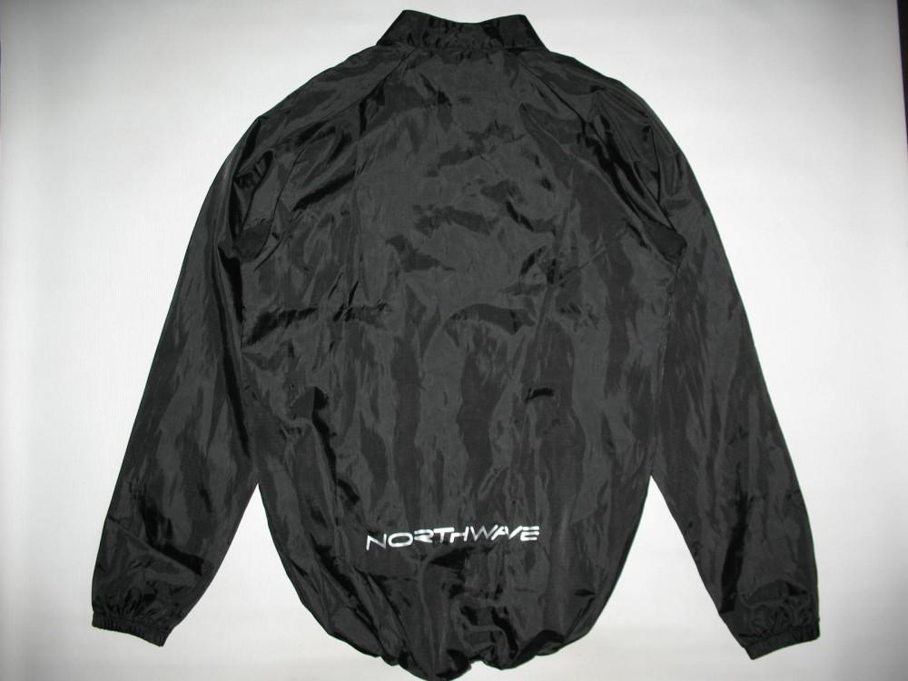 Куртка NORTHWAVE protection bike jacket (размер XL) - 1