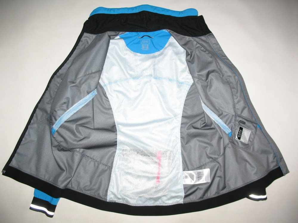 Куртка GORE Running Wear Air 2.0 Windstopper Active Shell Jacket (размер XL(реально L/M)) - 9