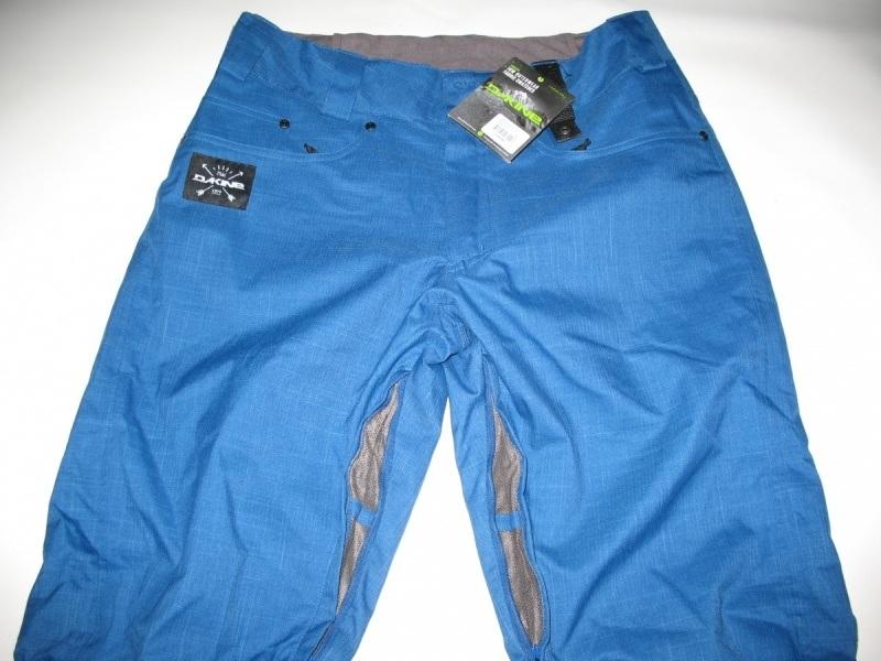 Штаны DAKINE Miner deep blue ski/snowboard pants (размер L) - 11