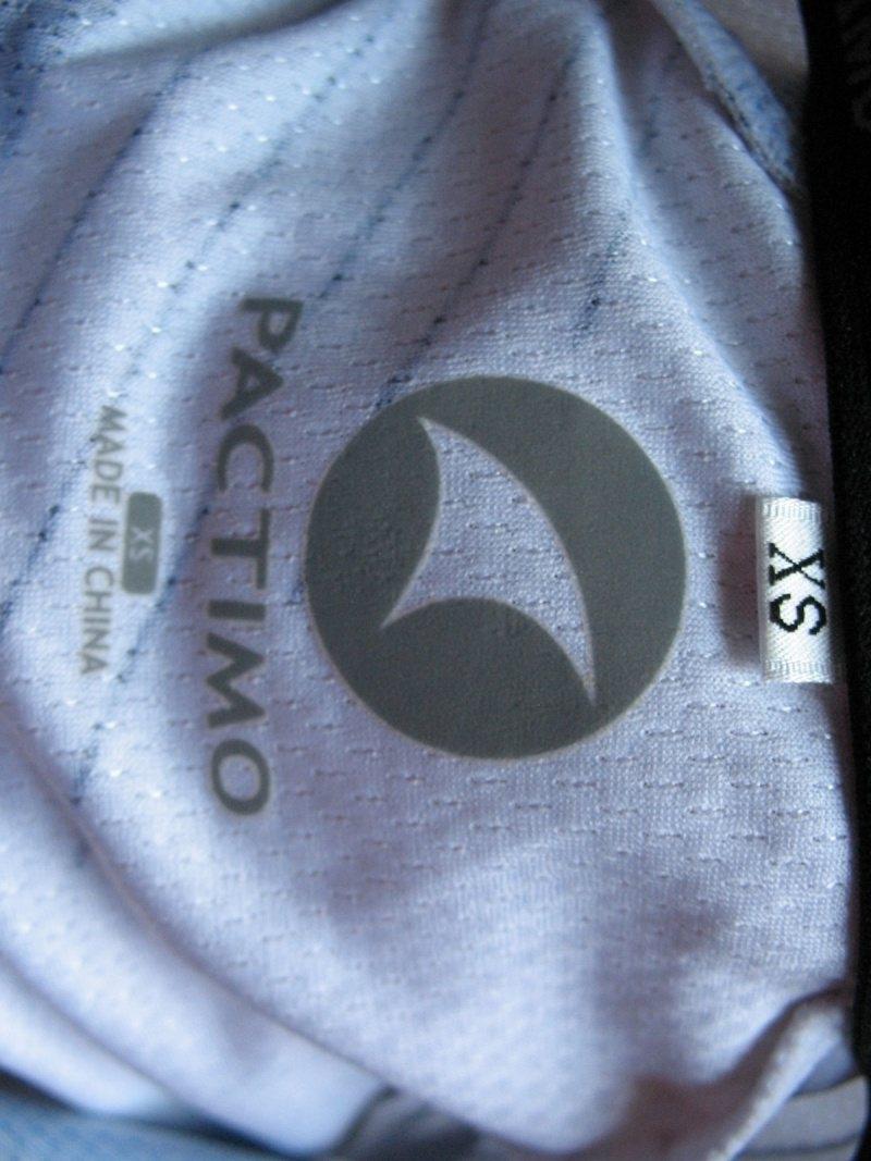 Футболка PACTIMO sport-planet jersey (размер XS) - 7