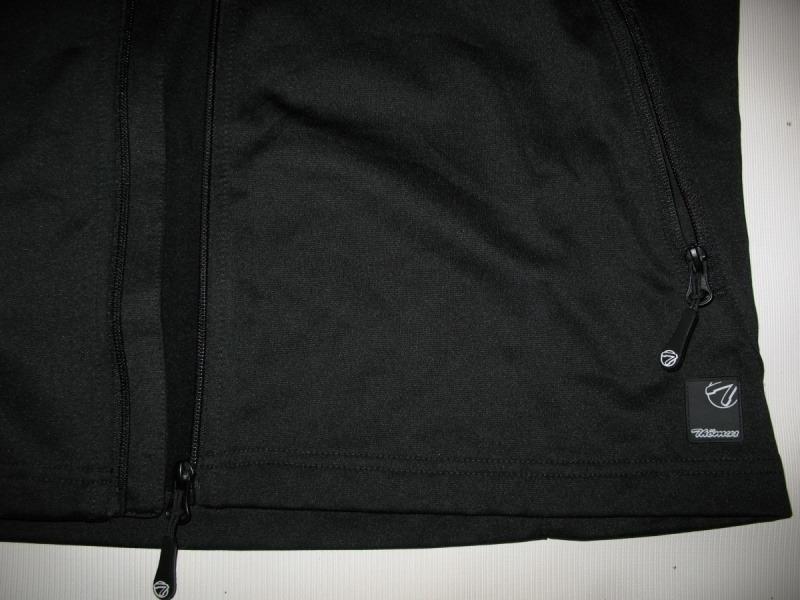 Кофта THOMUS fleece jacket (размер M) - 6