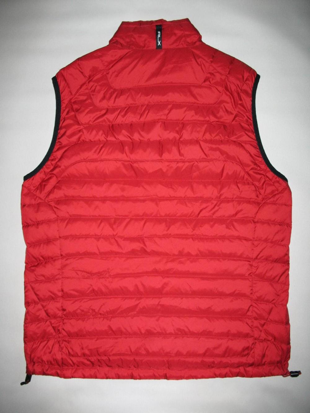 Жилет RLX RALPH LAUREN  down vest (размер L) - 1