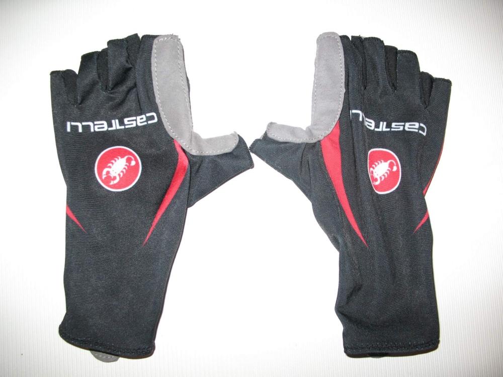 Велоперчатки CASTELLI rosso corsa classic glove lady/kids (размер XS) - 3