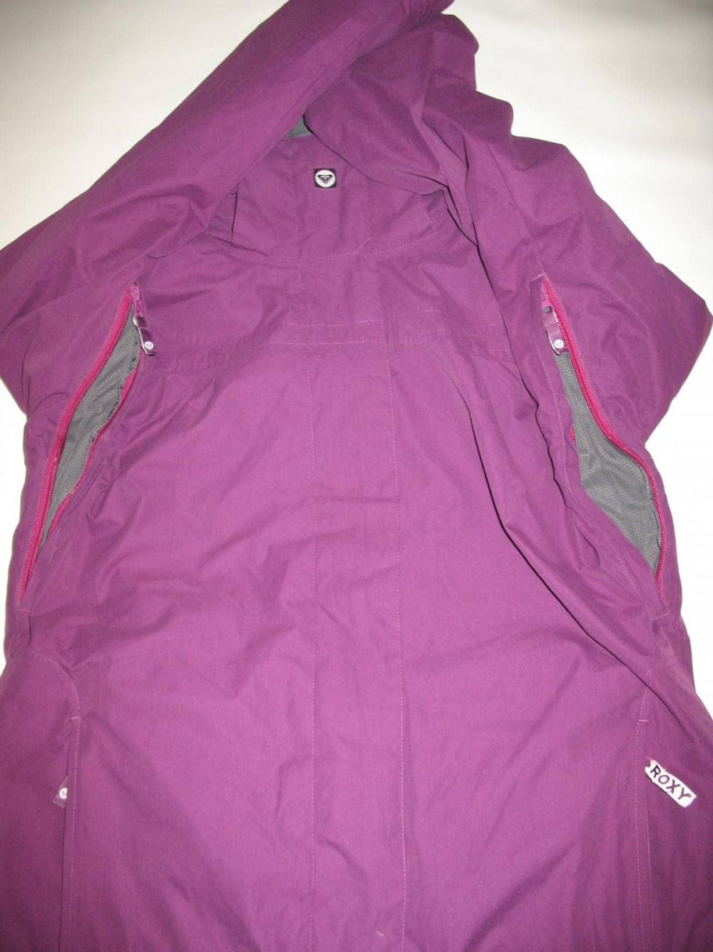 Куртка ROXY silver snowboard/ski jacket lady (размер L) - 4