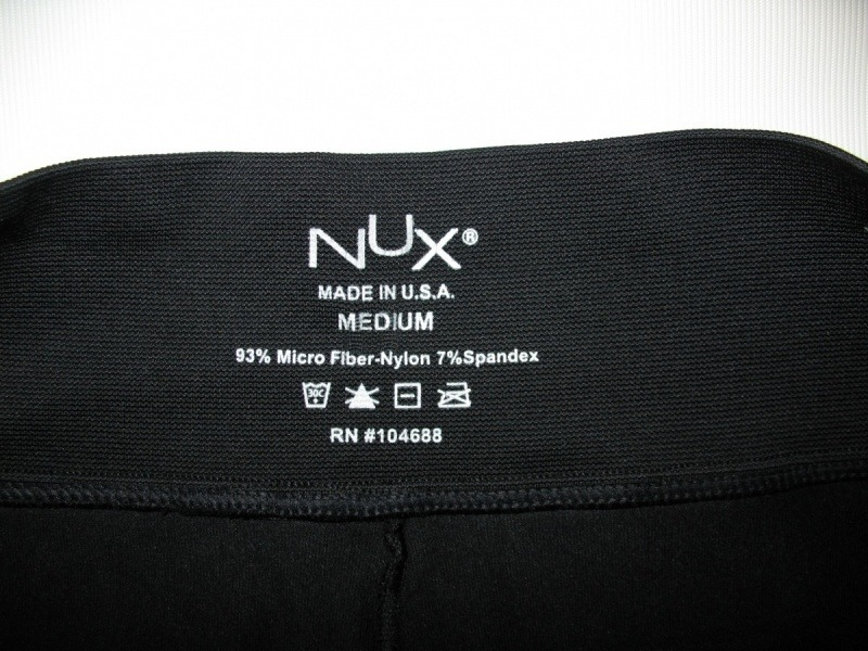 Штаны NUX V-FITNESS pant lady  (размер MS) - 9