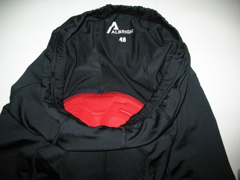 Шорты ALBRIGHT bike shorts (размер 48/M) - 12