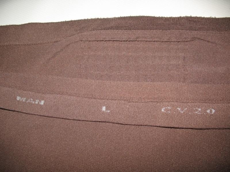 Футболка X-BIONIC outdoor polo shirt 2. 0 (размер L) - 6