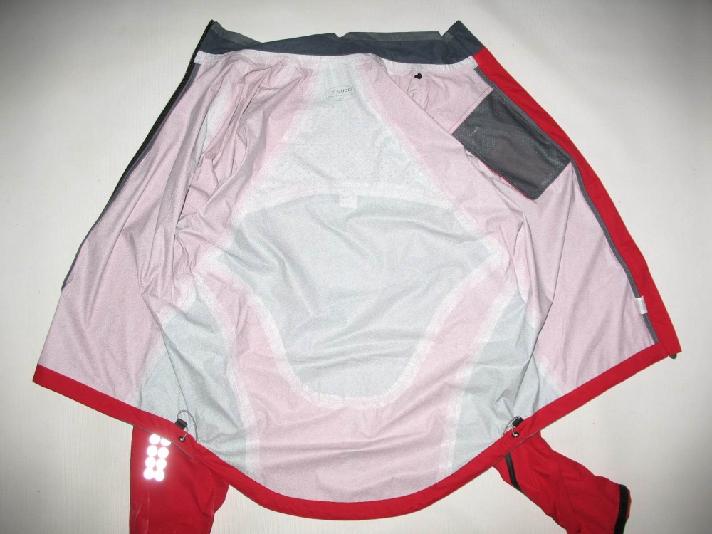 Куртка SUGOI waterproof light bike/run jacket (размер M) - 5