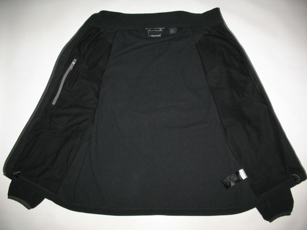 Куртка MARMOT alpinist tech fleece jacket (размер M) - 8