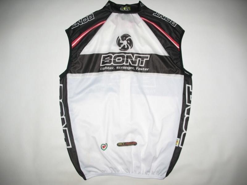 Велошорты+жилет PISSEI BONT bib+vest  (размер 6/XXL) - 2