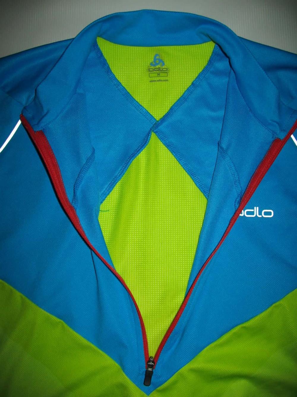 Футболка ODLO tech jersey (размер M) - 4