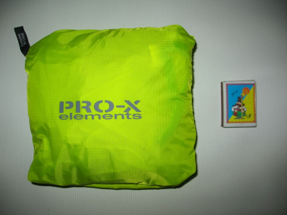 Куртка PRO-X elements waterproof yellow jacket (размер 164см/S) - 7