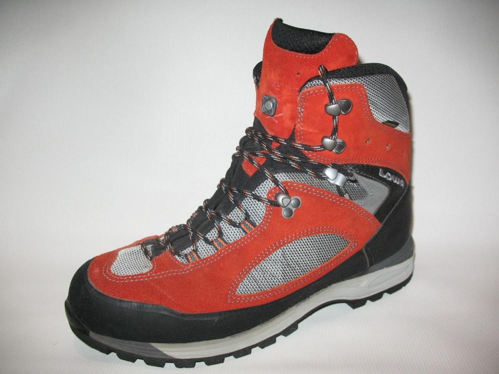 Ботинки LOWA Terek GTX boots (размер US10,5/UK9,5/EU44(на стопу до 283mm)) - 1