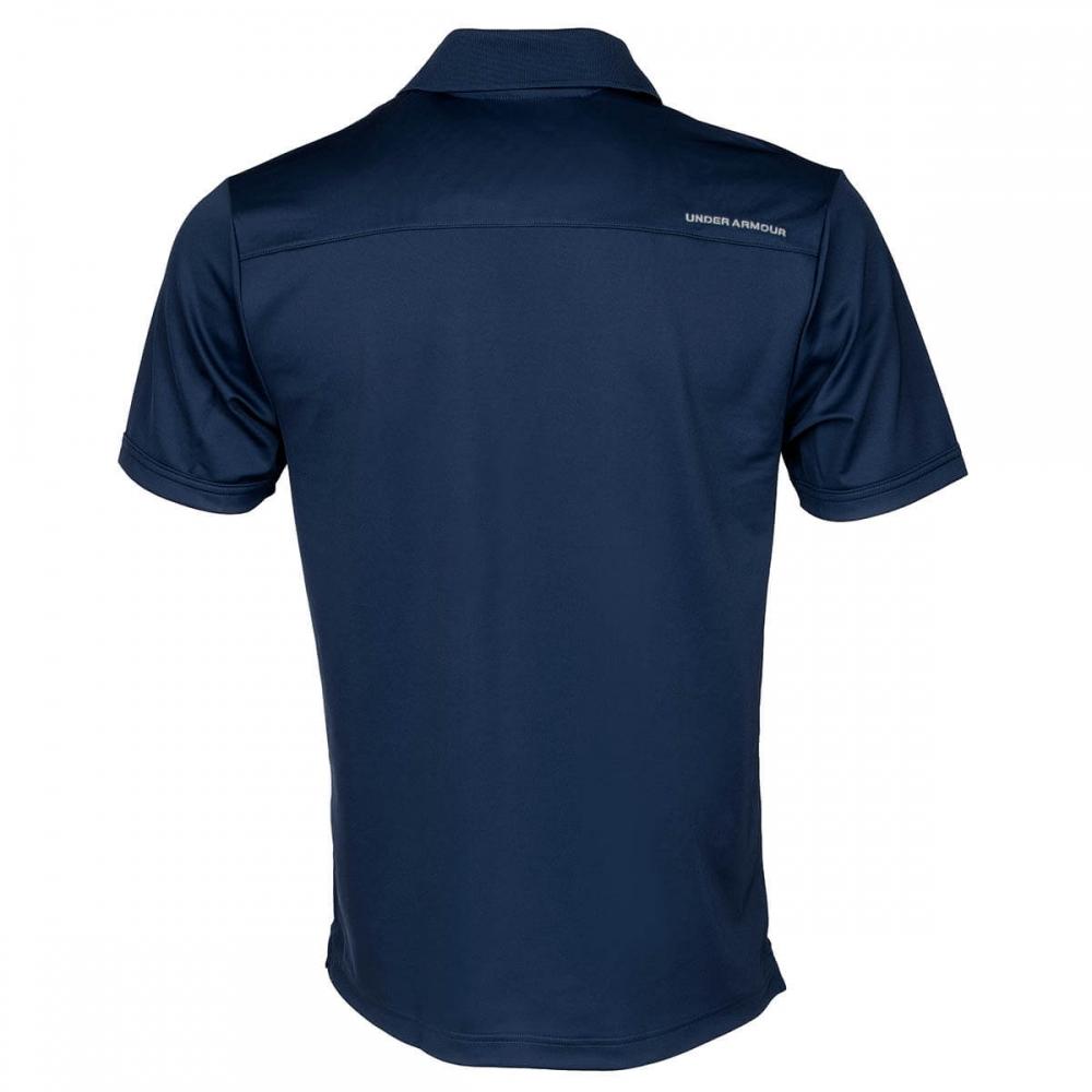 Футболка UNDER ARMOUR performance polo shirt (размер L) - 1
