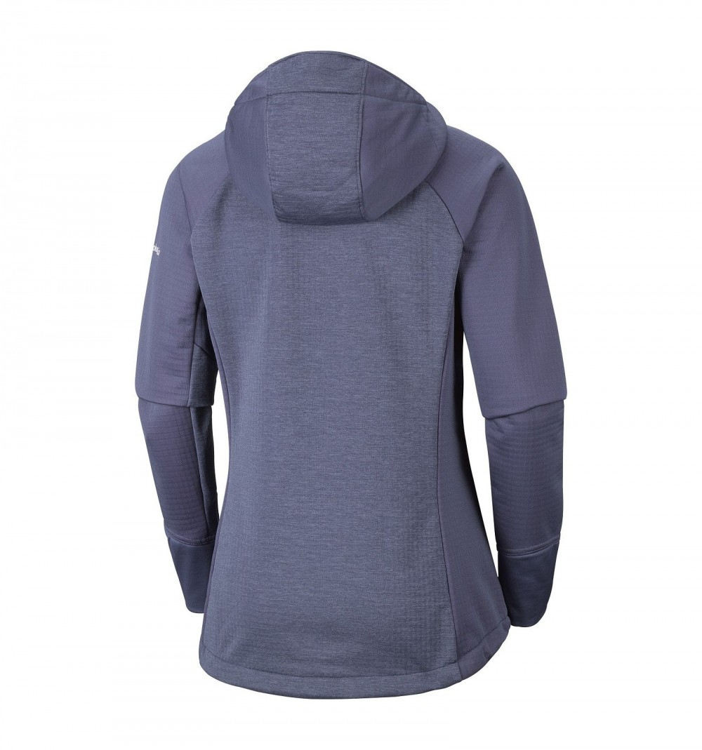 Куртка COLUMBIA steel cliff hooded softshell jacket lady (размер S) - 2