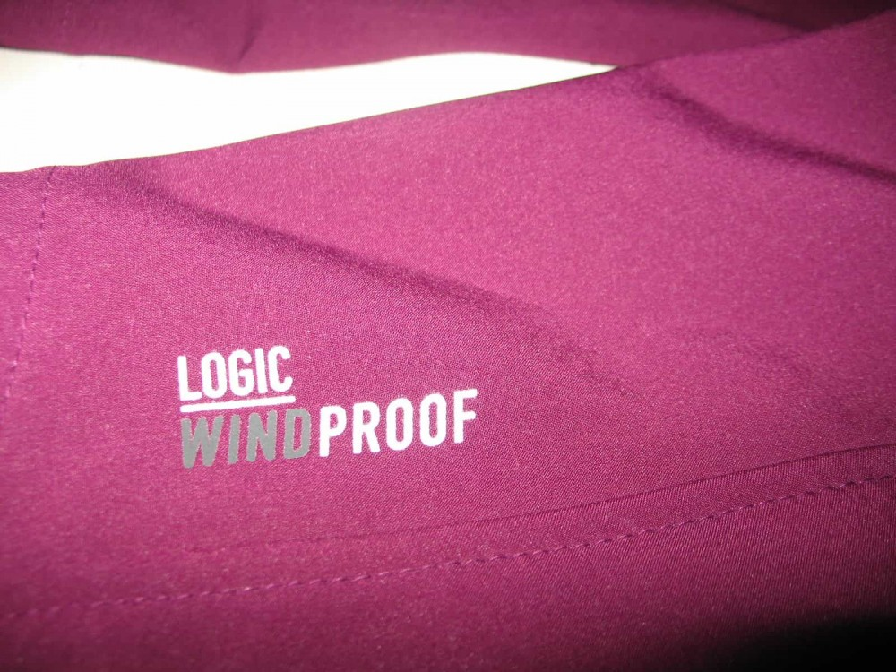 Куртка ODLO logic windproof softshell jacket lady (размер XXL) - 5