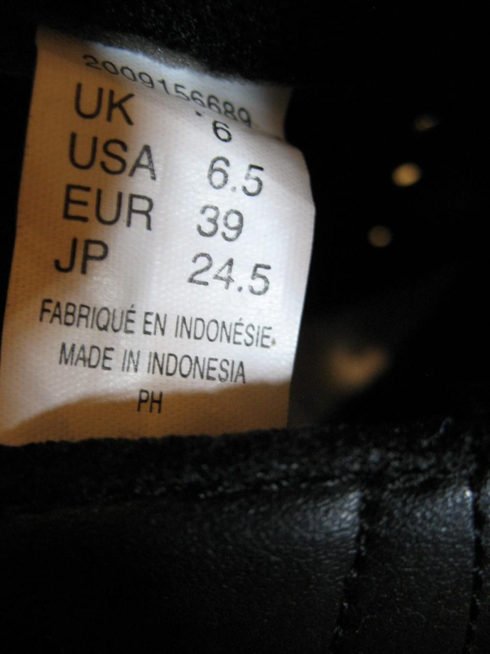 Велотуфли DIADORA d-skin comp mtb  shoes (размер UK6/US6,5/EU39(на стопу до 245 mm)) - 8