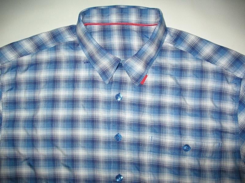 Рубашка  MAMMUT belluno longsleeve 2in1 (размер L) - 3