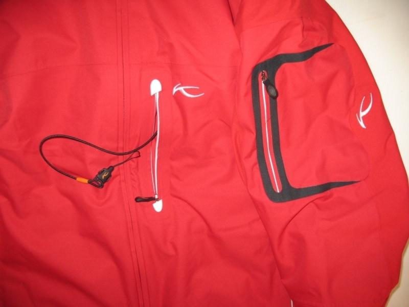 Куртка KJUS 20/20 ski jacket  (размер 54/XL, на рост до 178см) - 5