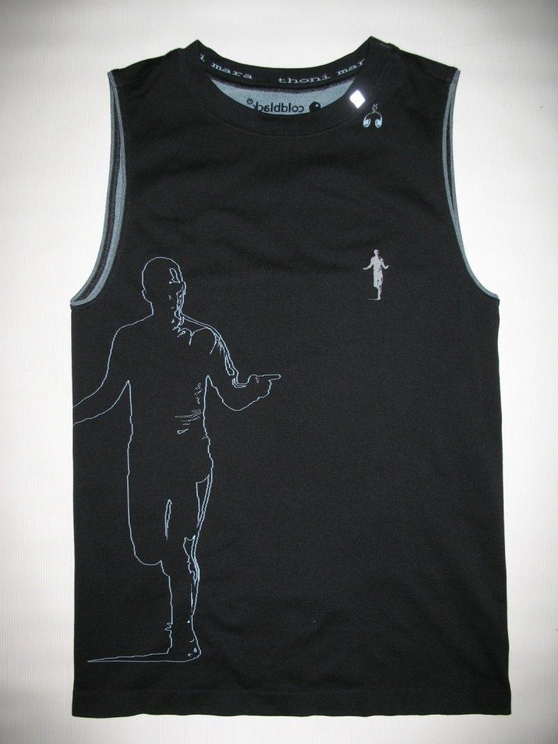 Футболка THONI MARA Premium coldblack Shirt (размер M) - 2