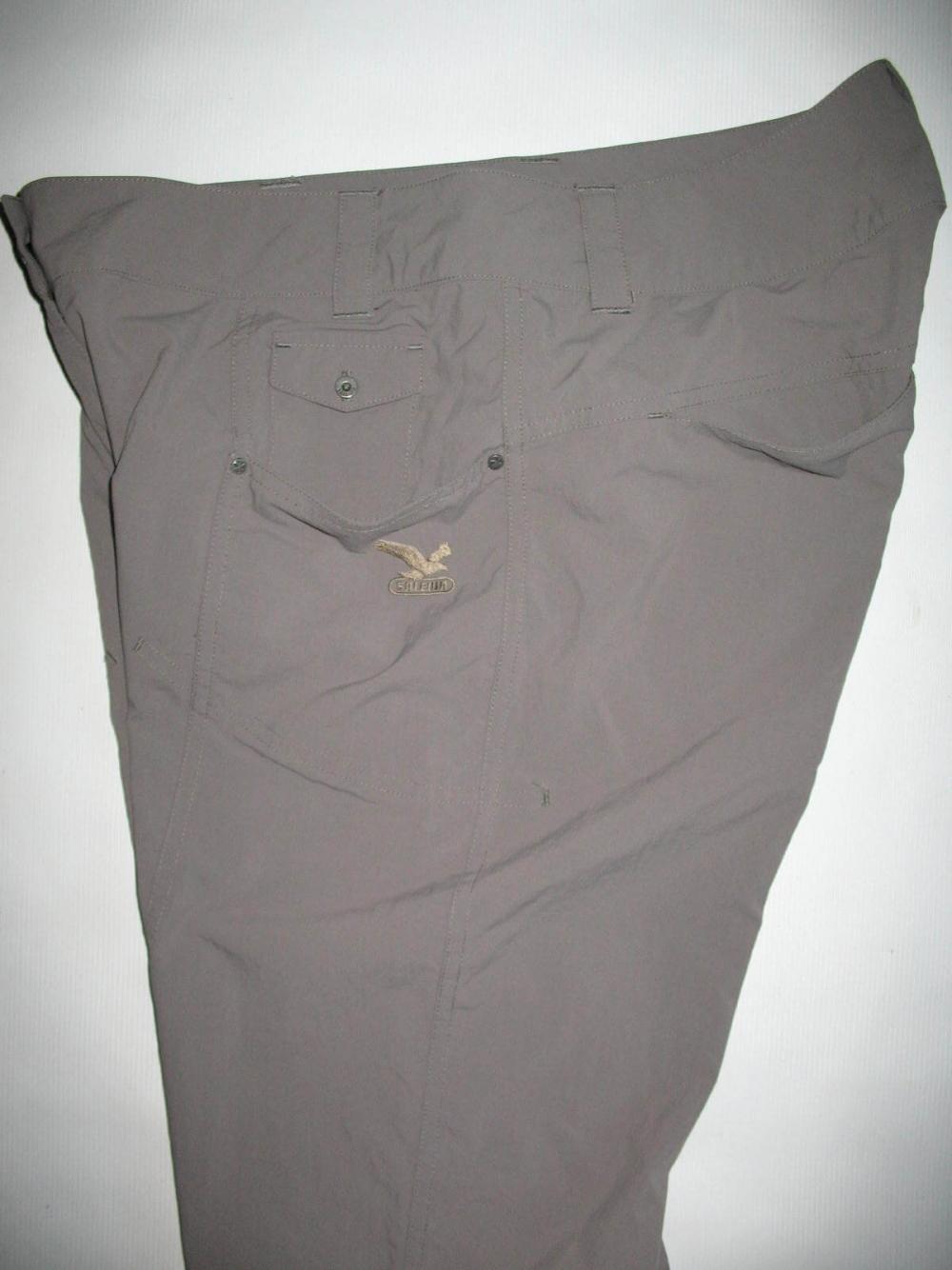 Бриджи SALEWA nola dry 3/4 pants lady (размер L) - 5