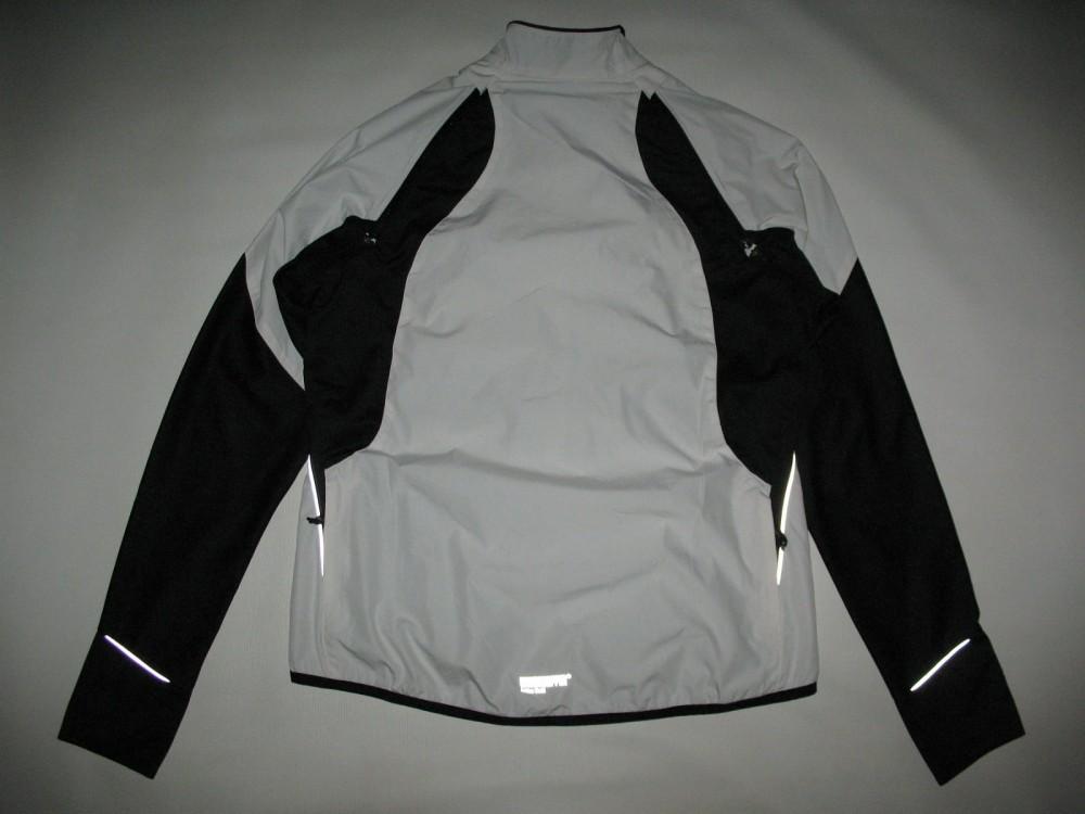 Велокуртка GORE BIKE WEAR 2in1 windstopper jacket lady (размер 40/XL) - 6